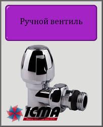 """Ручний кутовий вентиль ICMA ТЮЛЬПАН 1/2"""""""