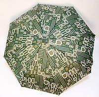 Зонт Dojes п/авт зеленый, фото 1