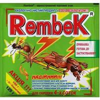 Рембек пшено 125 г - приманка для борьбы с медведкой, хрущом и его лечинками