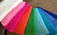 Махровое полотенце 70*140 орнамент версачи , фото 1