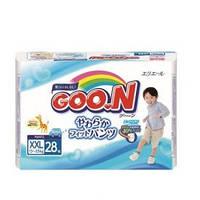 Подгузники-трусики Goo.N XXL для мальчиков