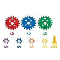 Набор для обучения Gigo ( Гиго ) Шестерни, детские развивающие шестеренки