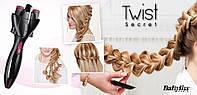 Прибор для плетения косичек Babyliss Twist Secret, машинка для плетения косичек, прибор для заплетания волос