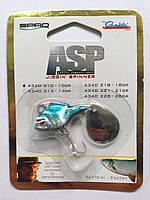 Блесна Spro HS ASP Jiggin` Spinner 10g Blue/Black