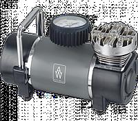 Автомобильный компрессор Auto Welle AW01-12 (металлический, 12V, 12A, 30 л/мин)