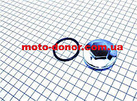 "Гайка ""хром"" головки цилиндра где клапана + манжет на мотоцикл Viper-125J"