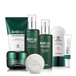 Antibac - линия для проблемной кожи