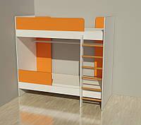 Кровать двухъярусная, мебель для гостиниц