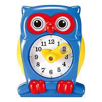 Набор для обучения Gigo Часы Сова, детские настольные часы