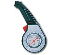 Манометр Auto Welle AW19-10 (пластиковый 5,17Bar)