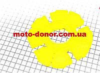 "Демпферная резинка заднего колеса (к-кт 4шт) ""силикон"" на мотоцикл Viper-125J"