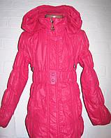 Пальто на девочку весна осень