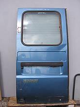 Дверь задняя левая распашная б/у на Fiat Ducato, Citroen Jumper, Pegeot Boxer год 1994-2002 (низкая крыша)
