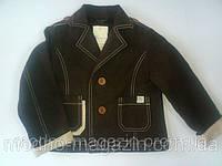 Пиджак детский коттоновый для мальчика