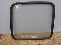 Глухое стекло леввой задней двери б/у на Ford Transit 1986-2000 (средняя крыша)