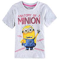Детская футболка с рисунком Миньйона