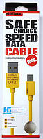 USB кабель Micro USB Remax для iPhone/ Samsung
