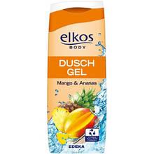 Гель для душа Elkos Mango&Ananas (манго и ананас) 300ml