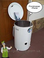 Стиральная машинка Донбас с барабаном из нержавеющей стали, имеется функция реверса