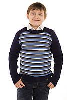 Детский свитер реглан для мальчика