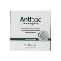 Antibac Антибактериальное очищающее мыло, 100 г