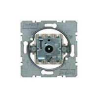 Жалюзийный поворотный выключатель, 1-полюсный, Berker 3841