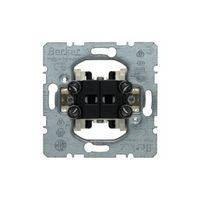 Жалюзийнная двухклавишная кнопка, 1-полюсный, Berker 503520