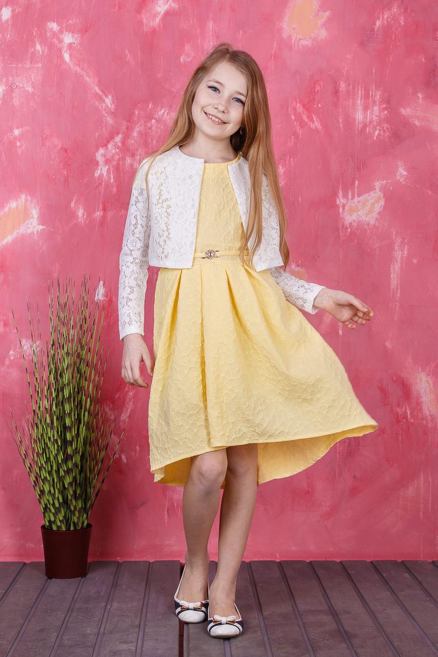 Обалденное платье для девочки