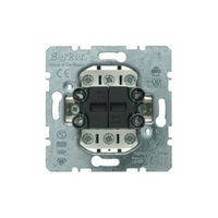 Двухклавишная кнопка, 2-й переключатель, Berker 503808