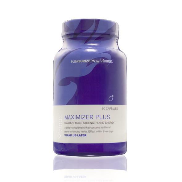 Натуральный БАД для потенции Viamax Maximizer Plus 60 Tabs