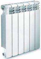 Радиатор биметал, литой под давлением, ребро 80 мм APC