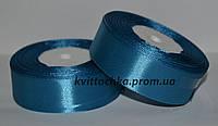 Атласная лента 2,5 см(23 м), цвет на фото