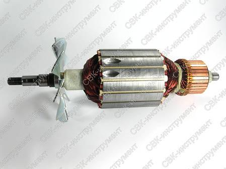 Якорь болгарки DWT 230 SL (213х59), фото 2
