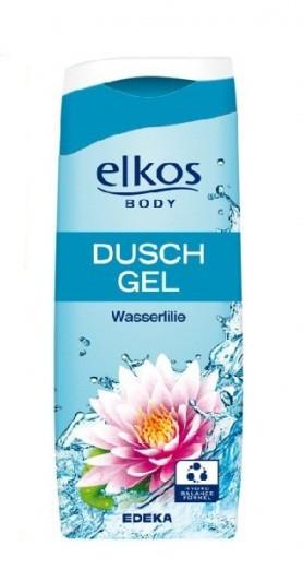 Гель для душа Elkos Wasserlilie (водяная лилия) 300ml
