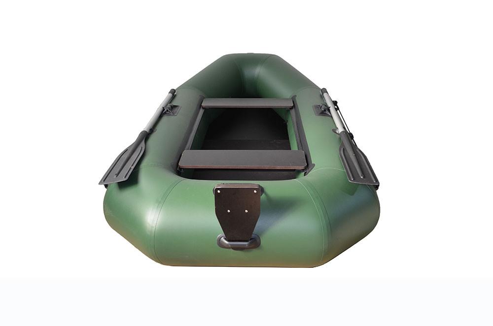 Гребний човен надувний з навісним транцем Q260LST(PS)