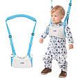 Вожжи детские для обучения ходьбе Moby Basket Type Toddler Belt walk, детский поводок ходунки, фото 3