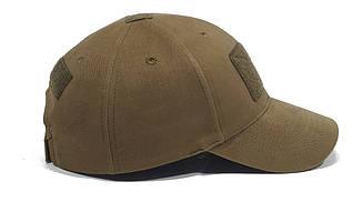 Бейсболка тактическая кайот (TACTICAL CAP COYOTE), фото 2