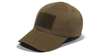 Бейсболка тактическая кайот (TACTICAL CAP COYOTE), фото 3