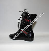 Ботинки лаковые Ferlisa модель 280