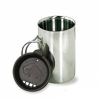 Термокружка с крышкой TATONKA Thermo 350