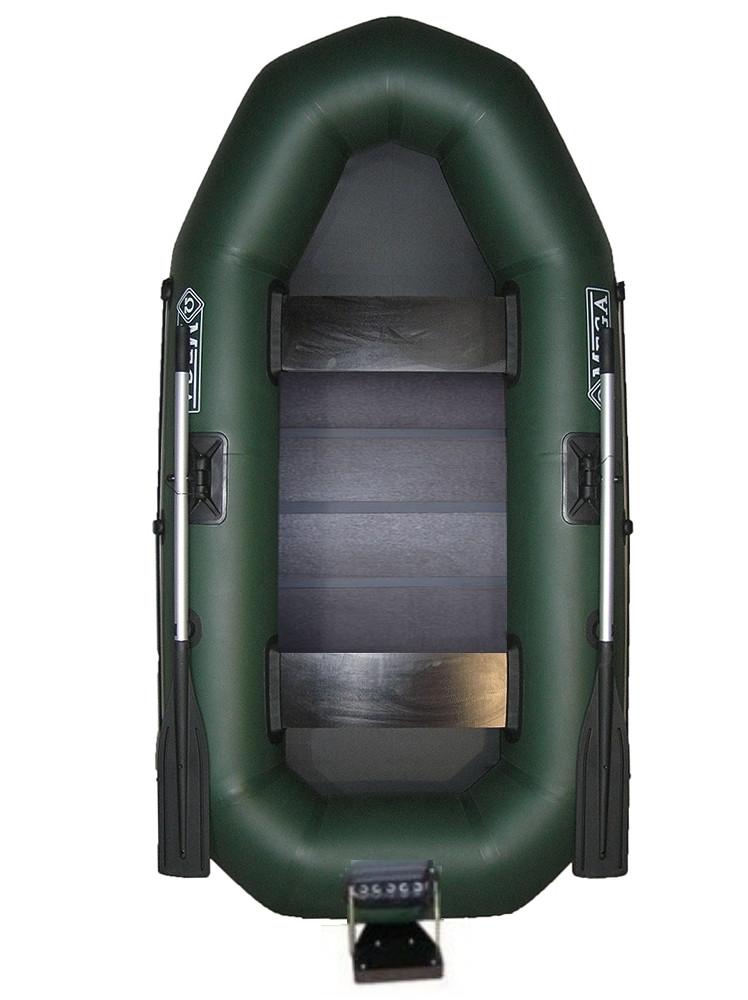 Гребная лодка с транцем Q280LST