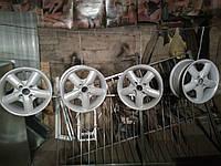 Порошковая покраска дисков
