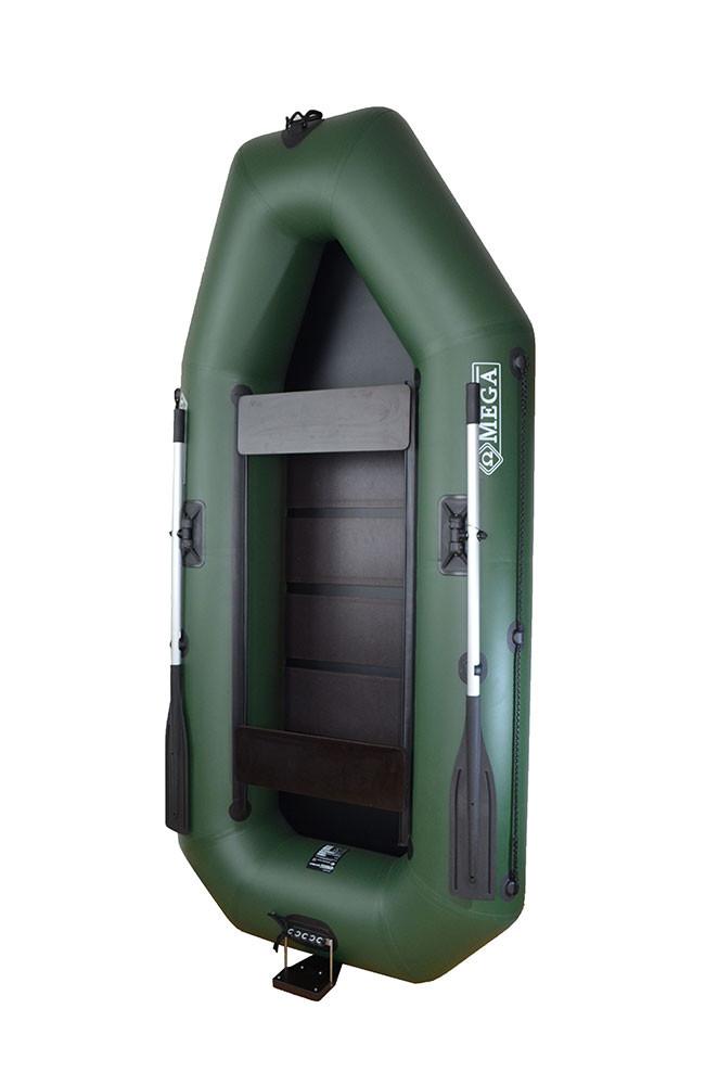 Гребная двухместная лодка с транцем Q280LST(PS)