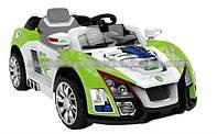 Детский электромобиль Turbo M 1189: 2 мотора, 12V, 7 км/ч - ЗЕЛЕНЫЙ - купить оптом