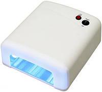 УФ лампа для наращивания ногтей 36 Вт 818