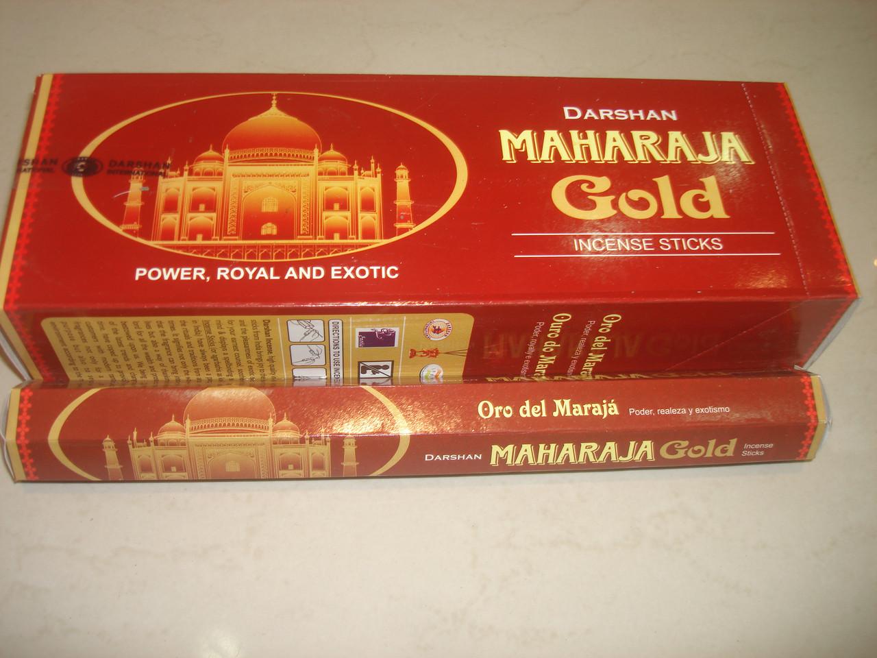 Maharaja Gold Darshan