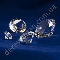 Кристалл из стекла, 5см×3,5см