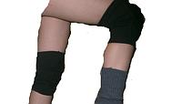 Наколенники  гимнастические для занятий танцами (спортом ) взрослые