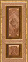 Фотообои на двери Дверь Гот размер 210 х 97 см
