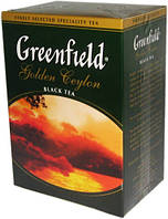 Чай черный Greenfield Golden Ceylon ( Гринфилд ) 100гр